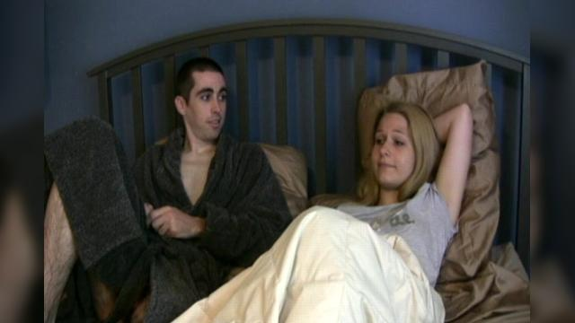 Catherine - Sharing a Bed - creampie