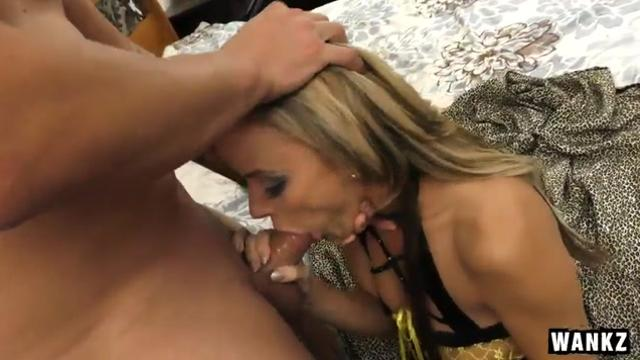 tracy smile anal